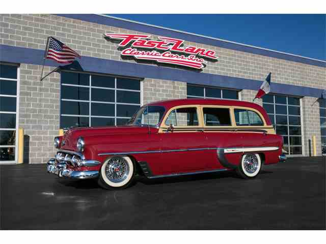 Picture of '54 Bel Air Wagon - N1GV