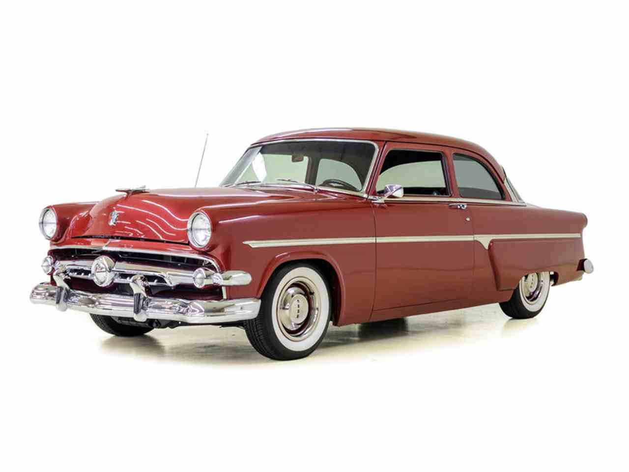 1954 ford customline for sale cc 1074998. Black Bedroom Furniture Sets. Home Design Ideas