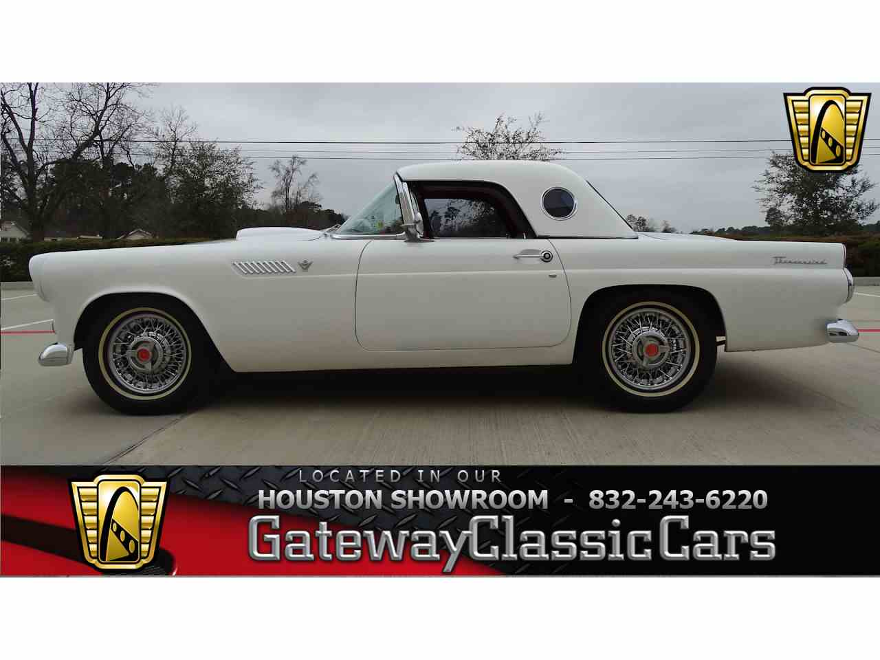 1955 Ford Thunderbird for Sale | ClassicCars.com | CC-1070500