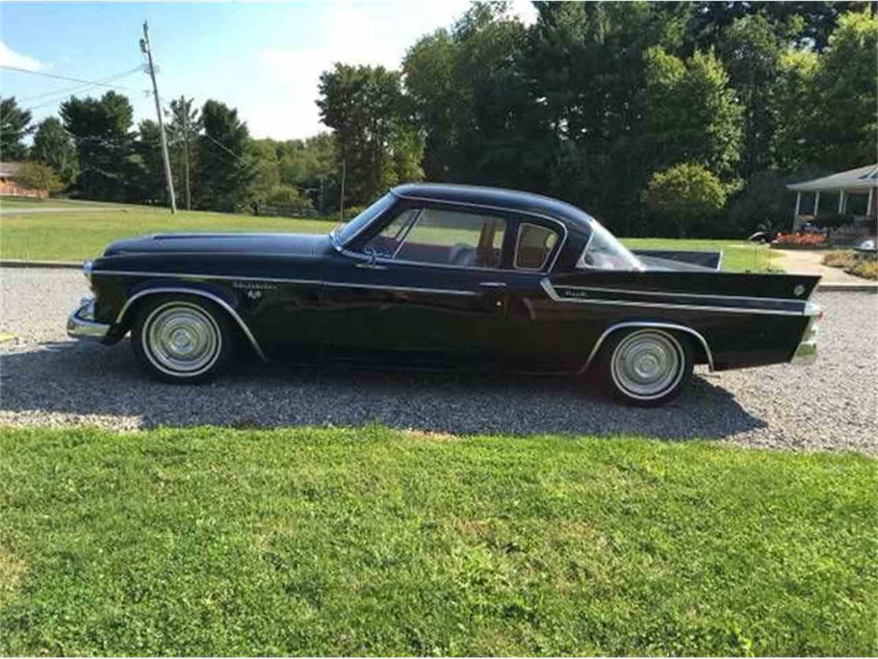 1961 studebaker hawk for sale cc 1075006. Black Bedroom Furniture Sets. Home Design Ideas