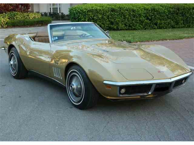 Picture of '69 Corvette L71 Convertible - N1HD