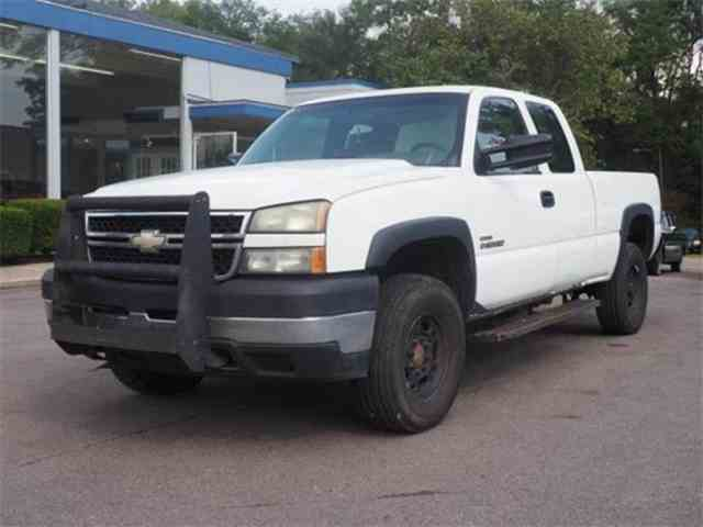Picture of '07 Silverado - N1HE