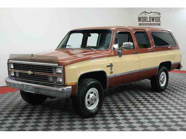 Picture of '83 Suburban - N1HF