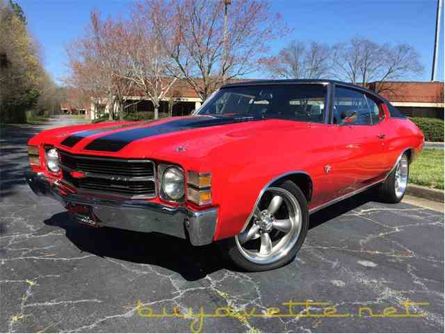 Picture of Classic '71 Chevelle Offered by Buyavette - N1HK
