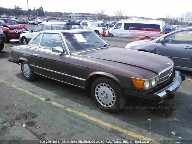 Picture of '78 450SL - N1HT