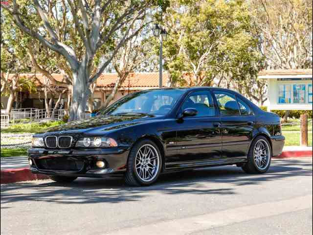 Picture of '02 M5 - N1I0