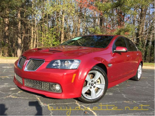 Picture of 2009 Pontiac G8 - N1I8