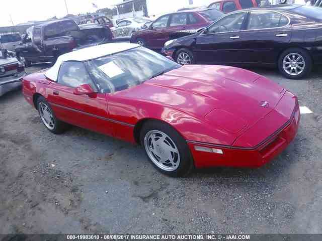 Picture of 1986 Chevrolet Corvette located in ONLINE Offered by SCA.AUCTION - N1I9