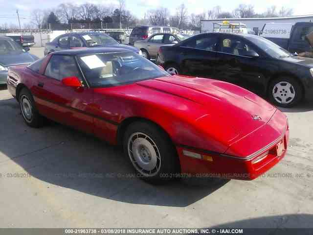 Picture of 1986 Chevrolet Corvette located in Online Auction ONLINE Auction Vehicle Offered by SCA.AUCTION - N1IA
