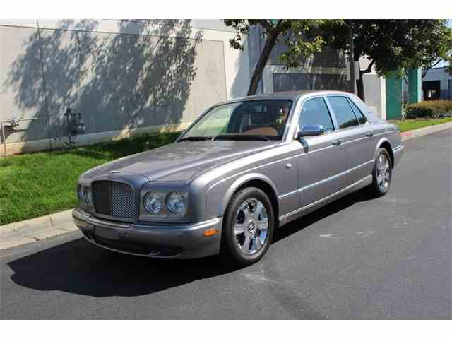 Picture of '06 Arnage - N1IF