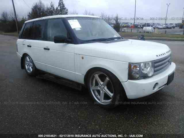 Picture of '04 Range Rover - N1IN
