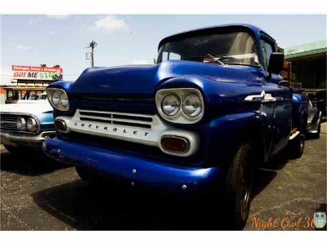 Picture of 1958 Chevrolet Pickup Offered by  - N1IO