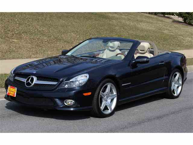 Picture of '09 SL550 - N1IT