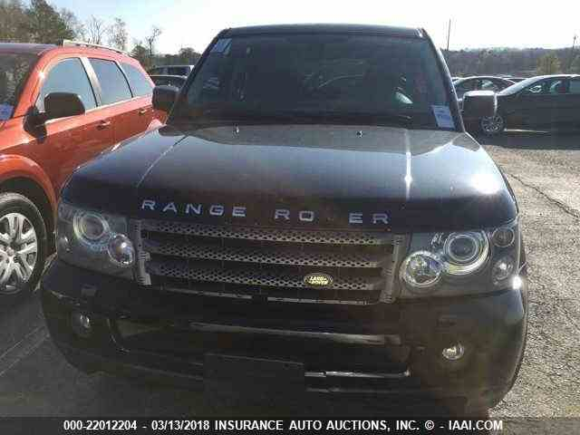 Picture of '08 Range Rover Sport - N1IX
