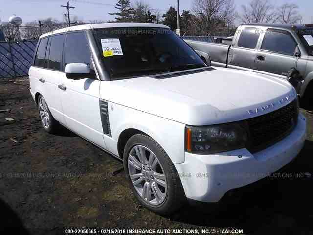 Picture of '11 Range Rover - N1J1
