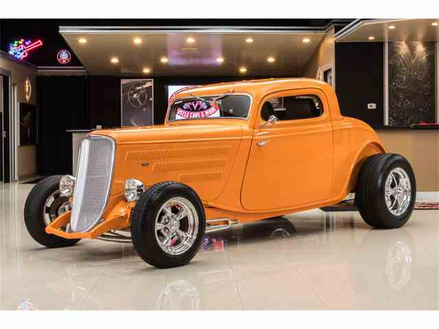 Picture of '33 3-Window Coupe Street Rod - N1J6