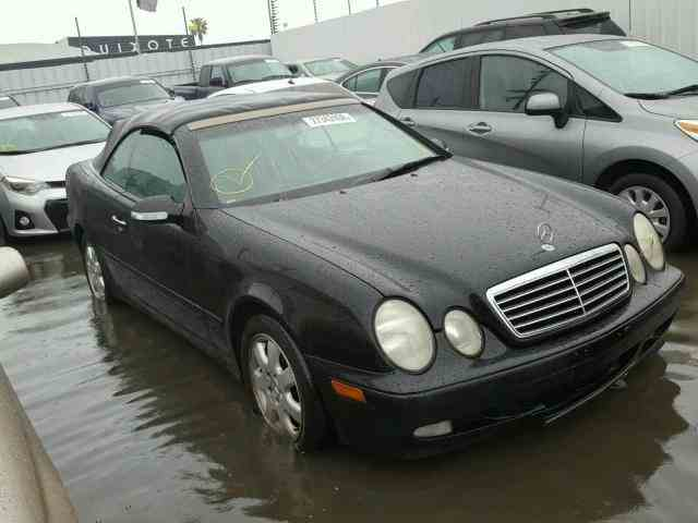Picture of '03 CLK-Class - N1J8