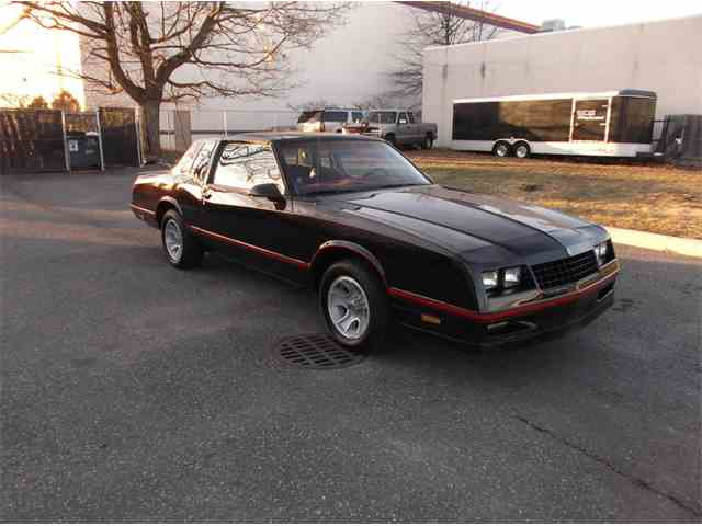Picture of '87 Monte Carlo - N1JB