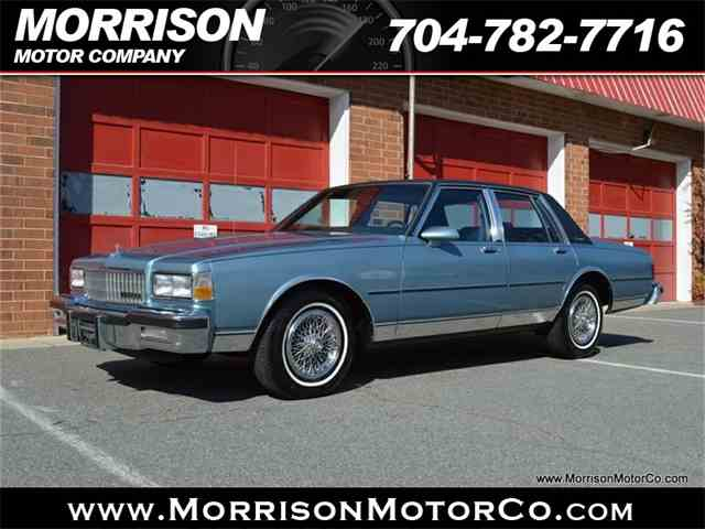 Picture of '87 Caprice Classic - N1JG