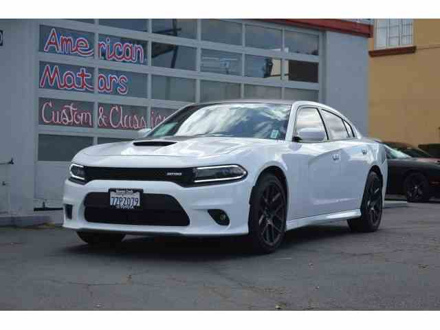 Picture of '17 Charger - N1JI