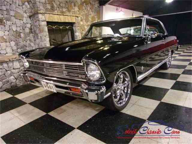 Picture of '67 Chevrolet Nova - $59,500.00 - N1JN