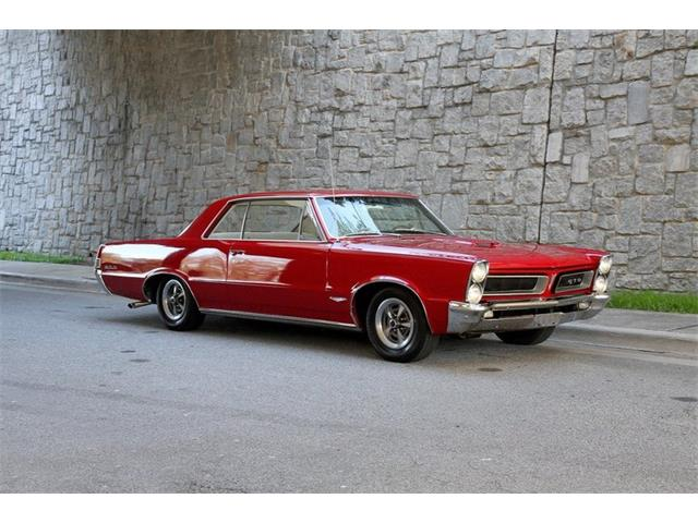 Picture of '65 GTO - N1JQ