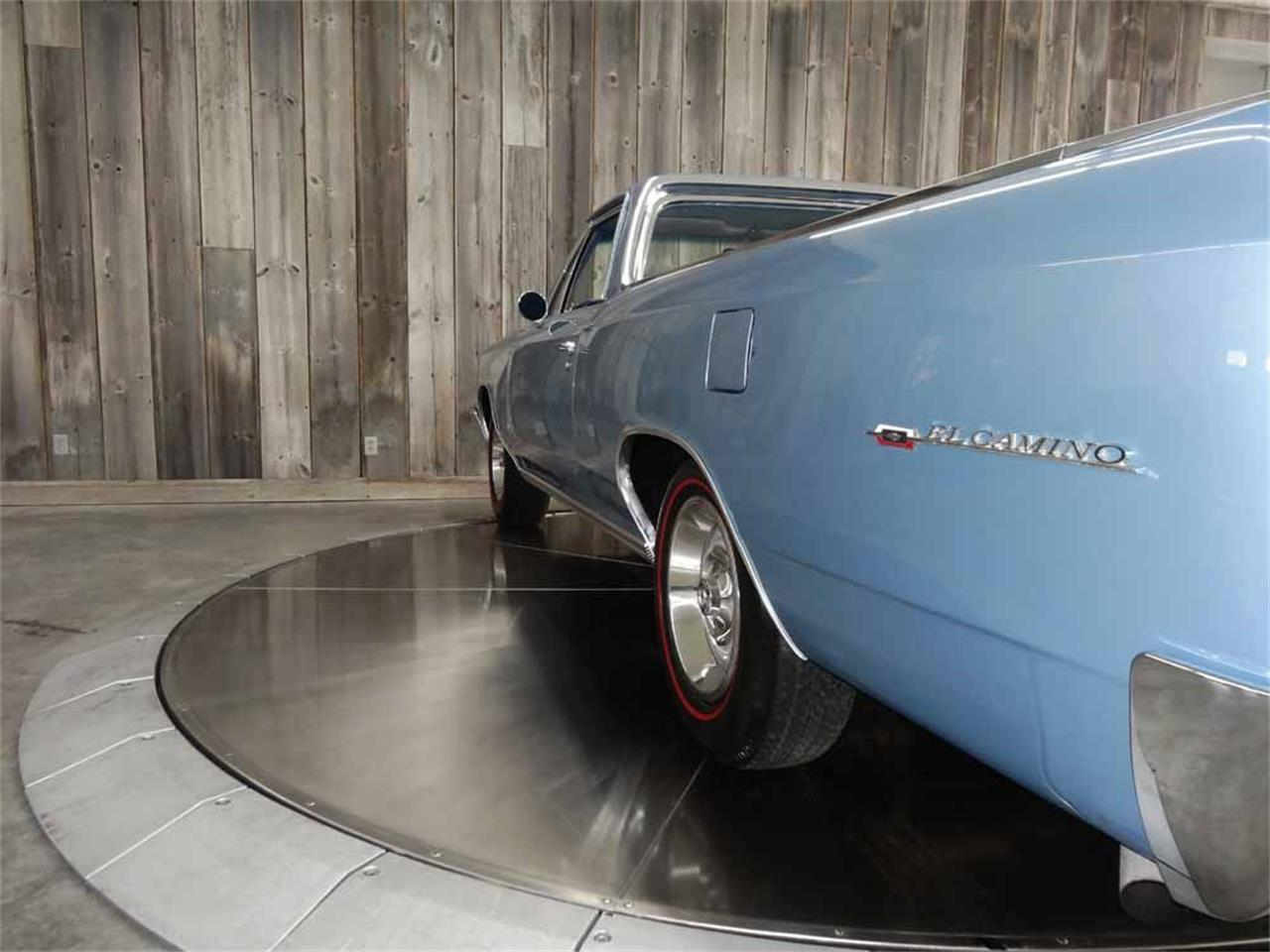 Large Picture of '66 El Camino - N1JX