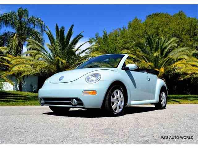 Picture of '03 Beetle - N1JY