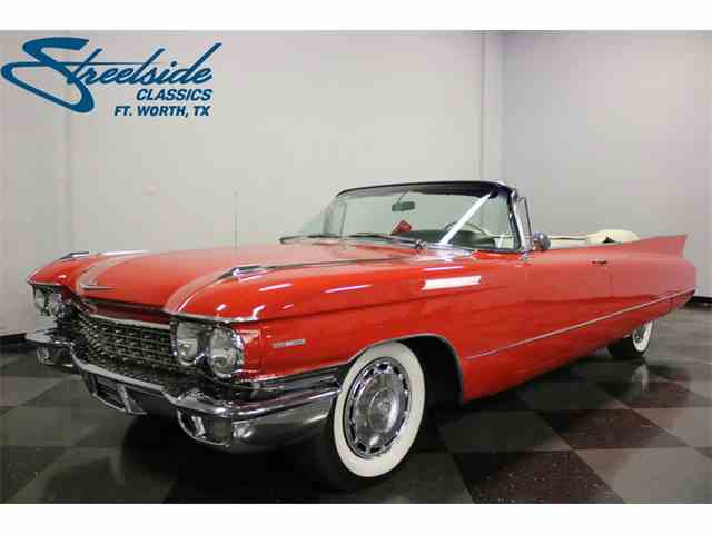 Picture of '60 Cadillac Series 62 Offered by Streetside Classics - Dallas / Fort Worth - N1K1