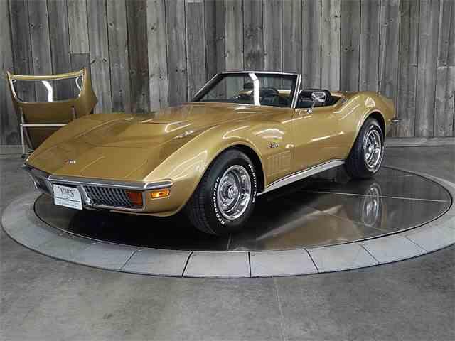 Picture of '72 Corvette - N1K8