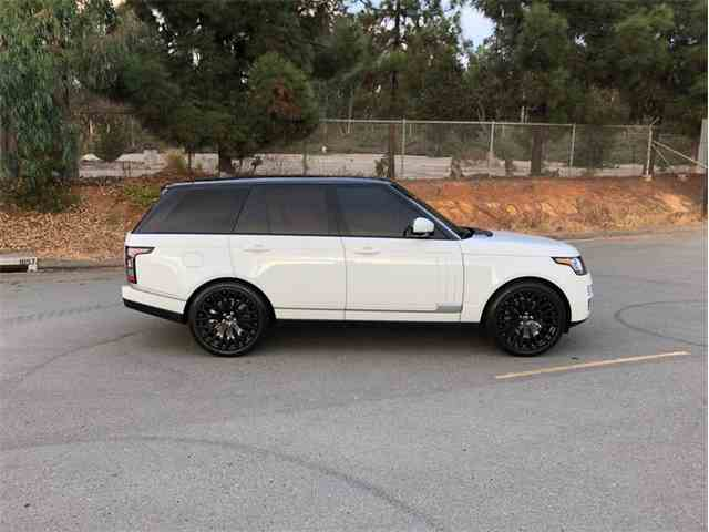 Picture of '16 Range Rover - N1KB