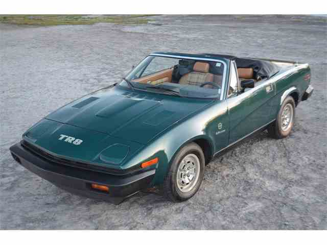 Picture of '80 TR8 - N1KF
