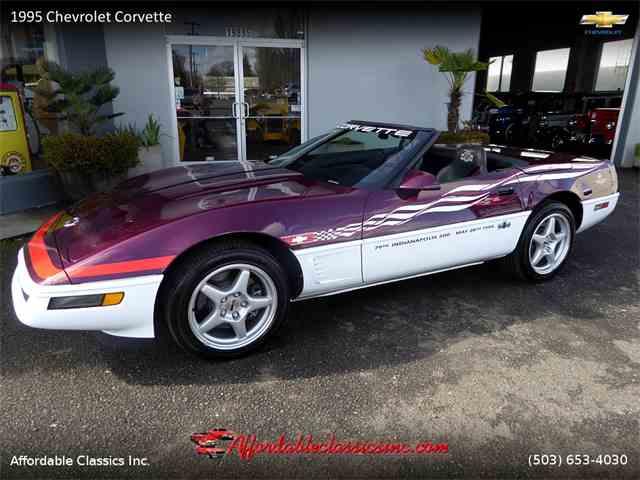 Picture of '95 Corvette - N1KI