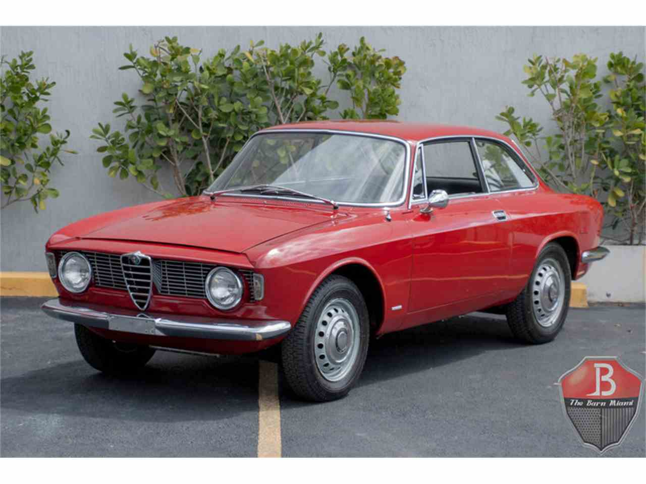 1965 alfa romeo giulia sprint gt for sale cc 1075129. Black Bedroom Furniture Sets. Home Design Ideas