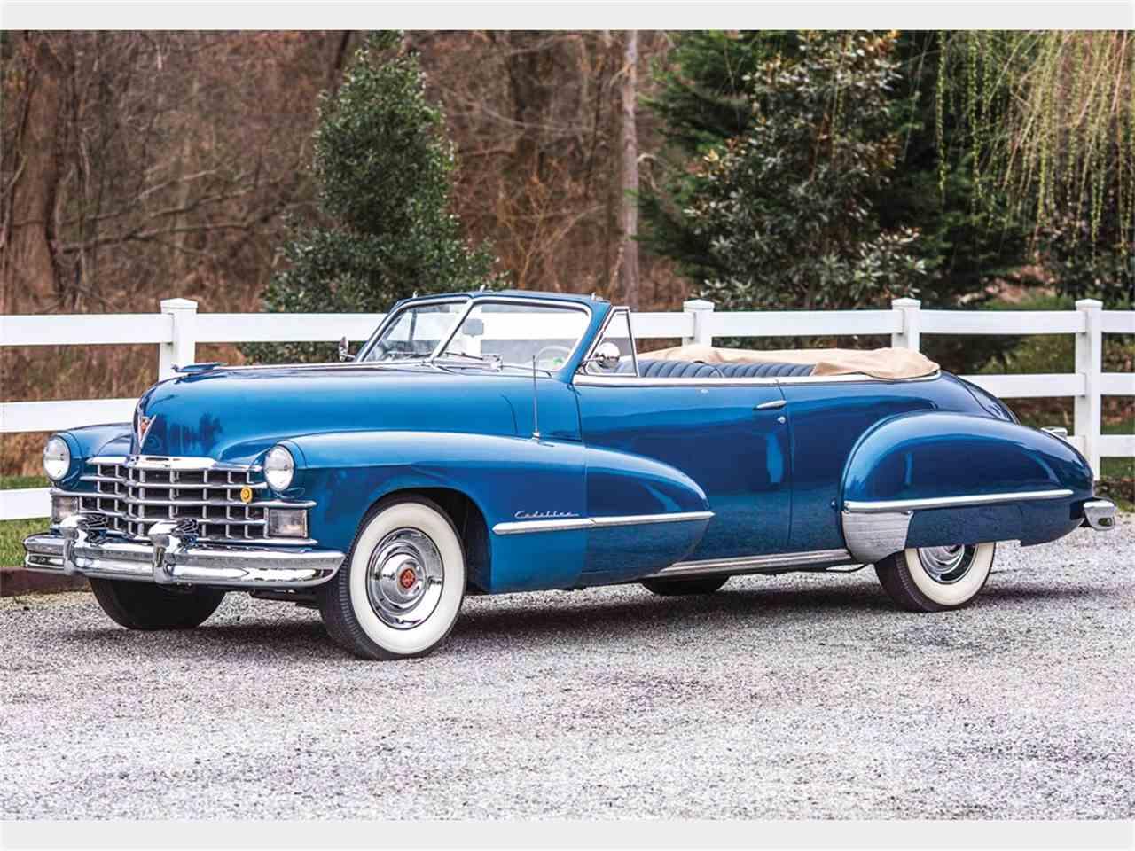1947 Cadillac Series 62 for Sale | ClicCars.com | CC-1070513