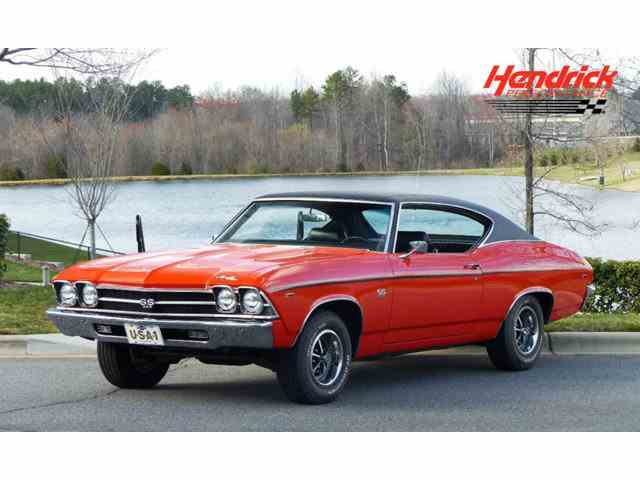 Picture of '69 Chevelle SS - N1L3
