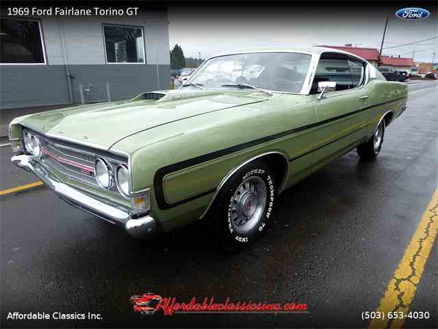 Picture of '69 Torino GT - N1L4