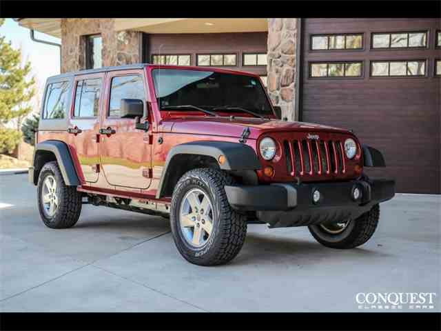 Picture of '11 Wrangler - N1L9