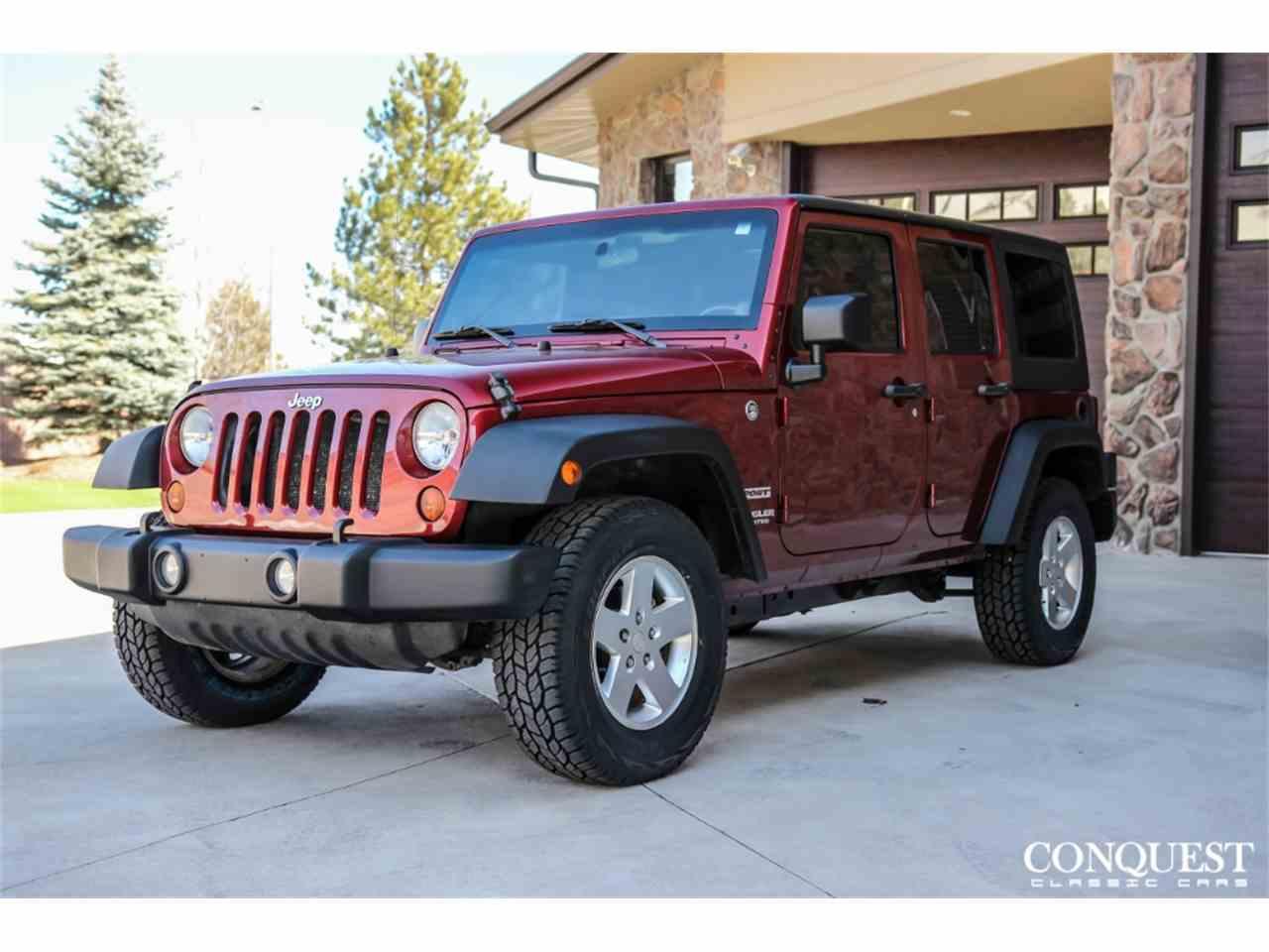 2011 Jeep Wrangler for Sale | ClassicCars.com | CC-1075149