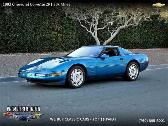 Picture of '92 Corvette - N1LC
