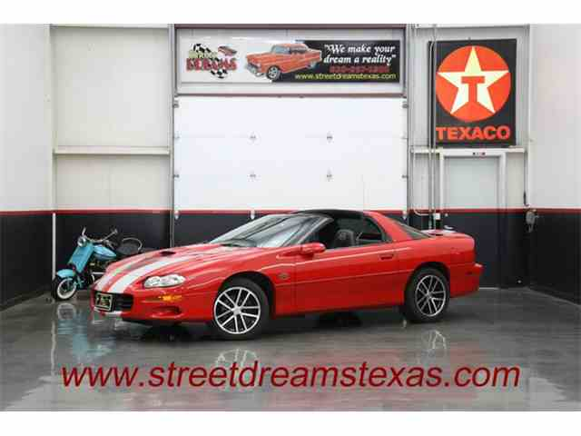 Picture of '02 Camaro Offered by Street Dreams Texas - N1LE