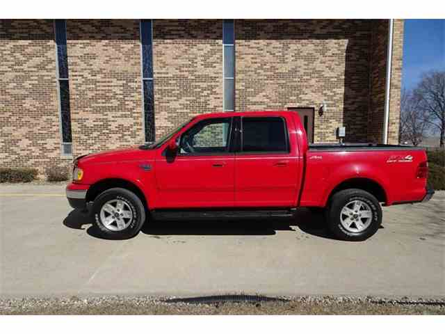 Picture of '03 F150 located in Clarence Iowa - $10,995.00 Offered by  - N1LI
