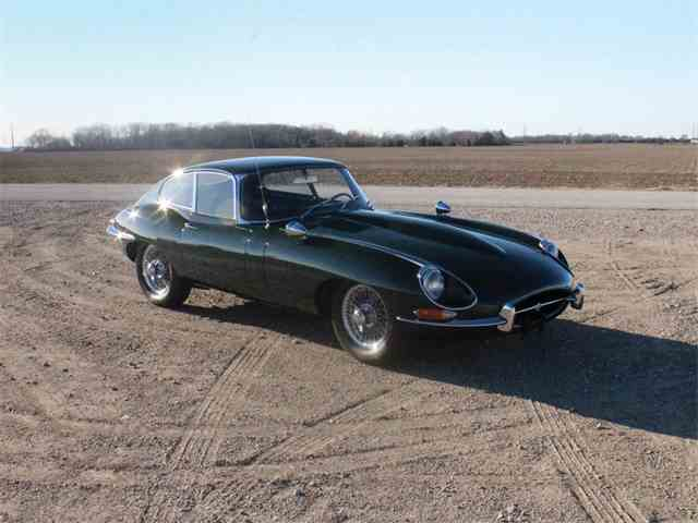 Picture of '68 E-Type Series 1 4.2-Litre Fixed Head Coupe - MY0K