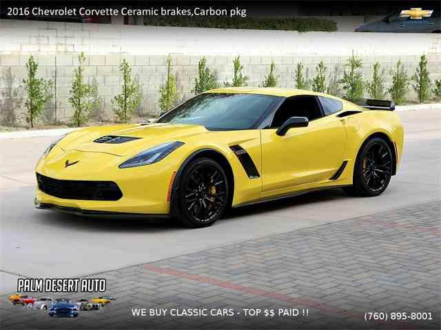 Picture of '16 Corvette - N1M0