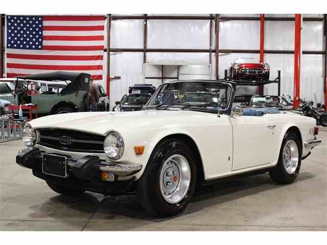 Picture of '74 TR6 - MY0M