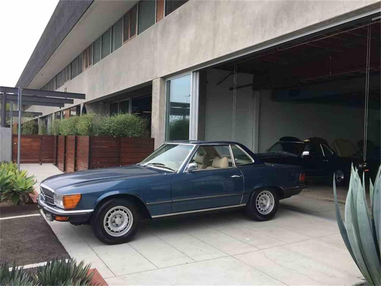 1973 mercedes benz 350sl for sale cc for Mercedes benz 350sl for sale