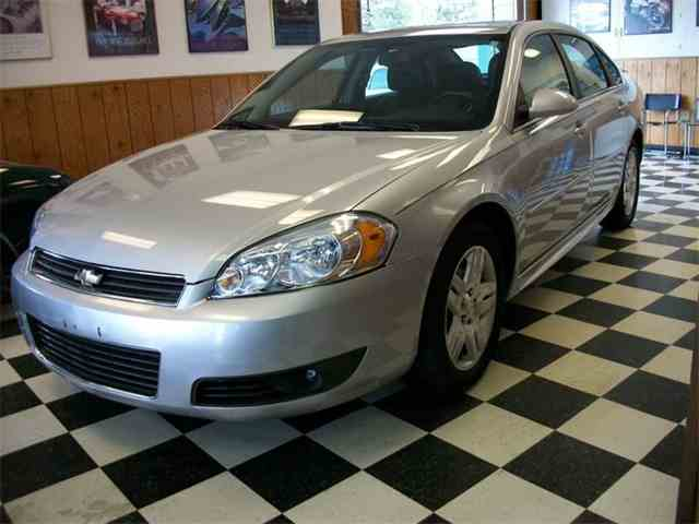 Picture of '11 Impala - N1M7