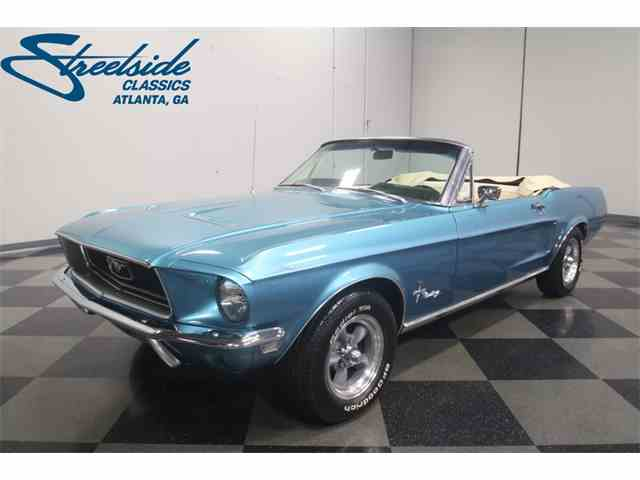 Picture of 1968 Ford Mustang - $34,995.00 Offered by  - N1M8