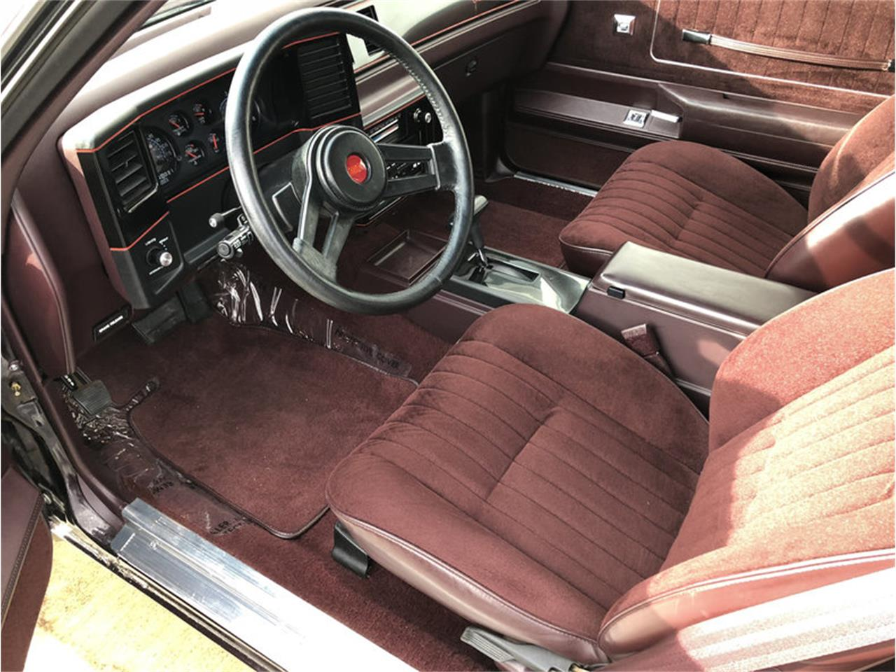 For Sale: 1987 Chevrolet Monte Carlo SS Aerocoupe in Columbiana, Ohio