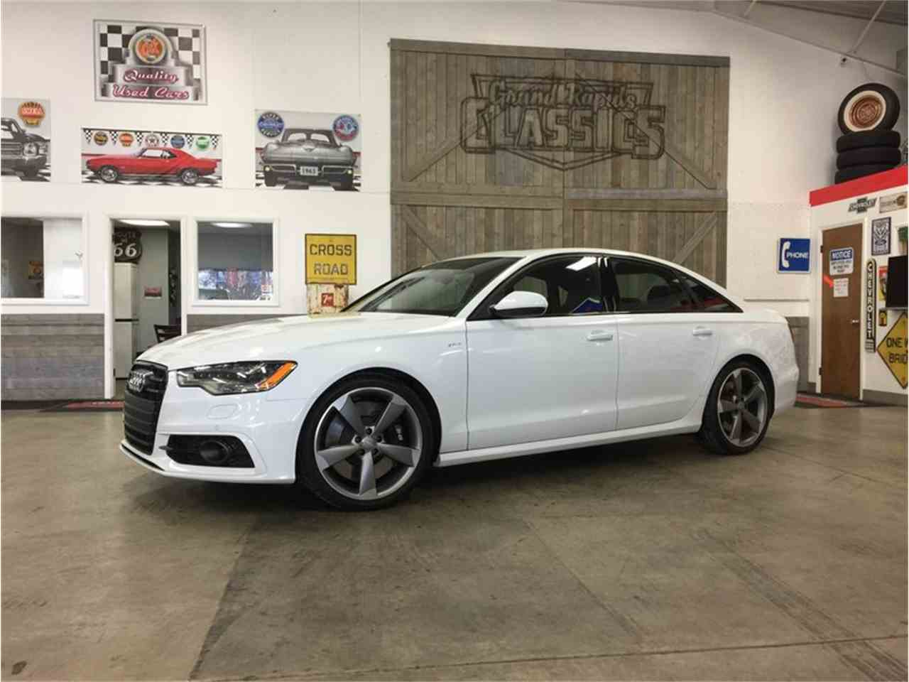 2014 audi s6 for sale classiccars cc 1075187 large picture of 14 s6 n1mb sciox Images